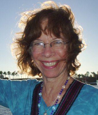 Cyndi Tobin - Proofreader
