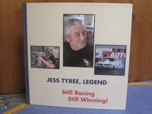 book cover Jess Tyree Legend