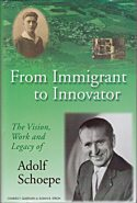 book cover from Immigrant to Innovator